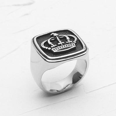 Zeus God Crown Ring - OlympBoss Rings