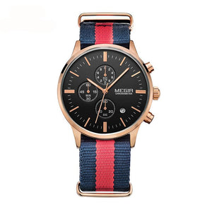 Nautical Boat Watch - OlympBoss Watch