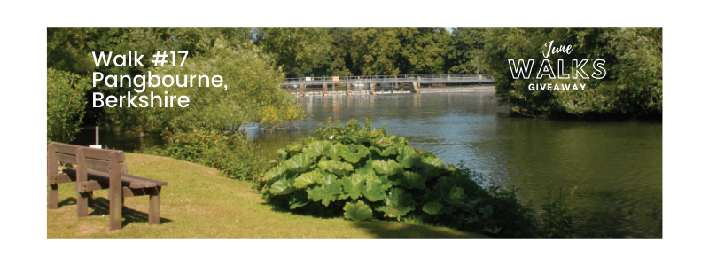 June Walks Giveaway: Pangbourne, Berkshire