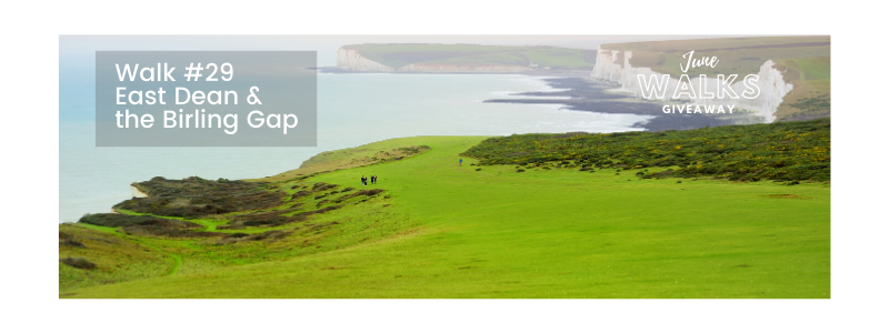 June Walks Giveaway: East Dean & the Birling Gap