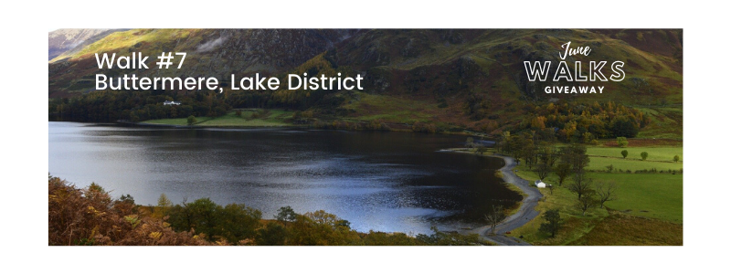 June Walks Giveaway: Buttermere, Lake District