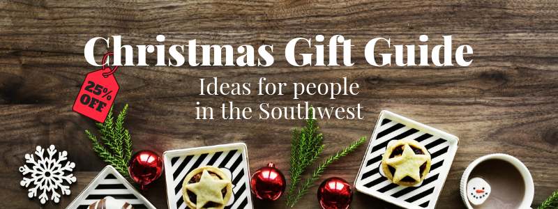 Christmas Gift Guide - ideas for people in the southwest