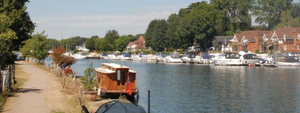 FREE Berkshire Pub Walk: Cookham & The Ferry Pub