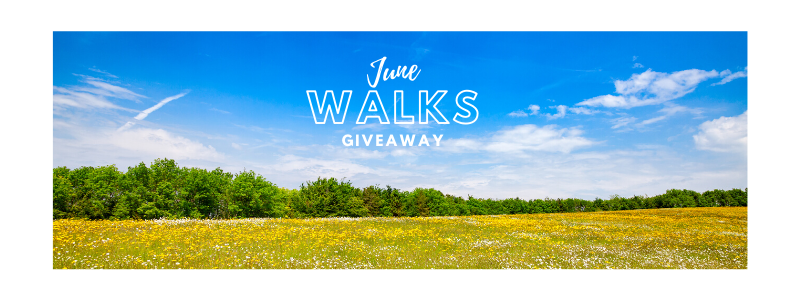 Download a Free Walk Every Day in June