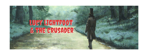 Lucy Lightfoot & The Crusader of Gatcombe, Isle of Wight