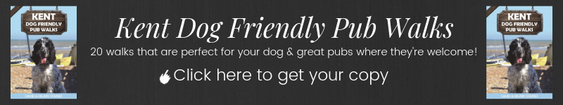 Kent Dog Friendly Pub Walks - Walking Guide by Countryside Books