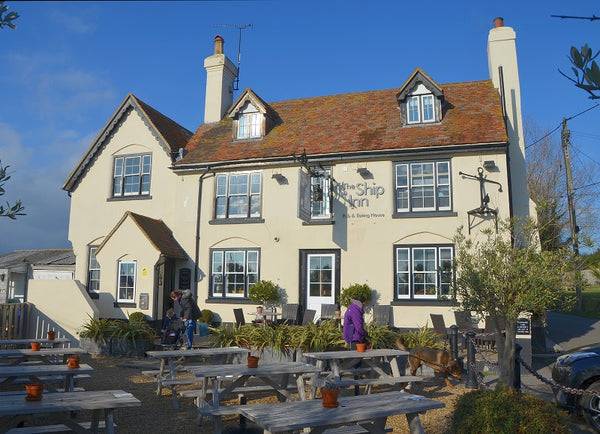 The Ship Inn, Conyer - Kent Dog Friendly Pubs