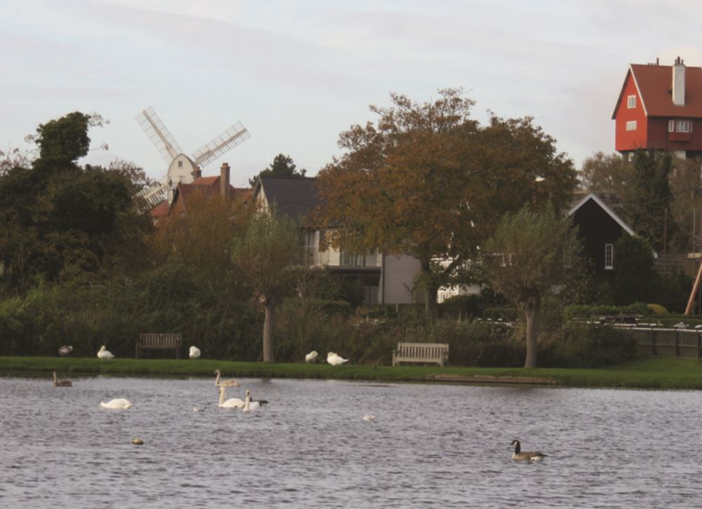 Suffolk Walking Route: Thorpeness