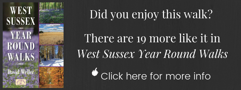 West Sussex Year Round Walks - Walking Guide