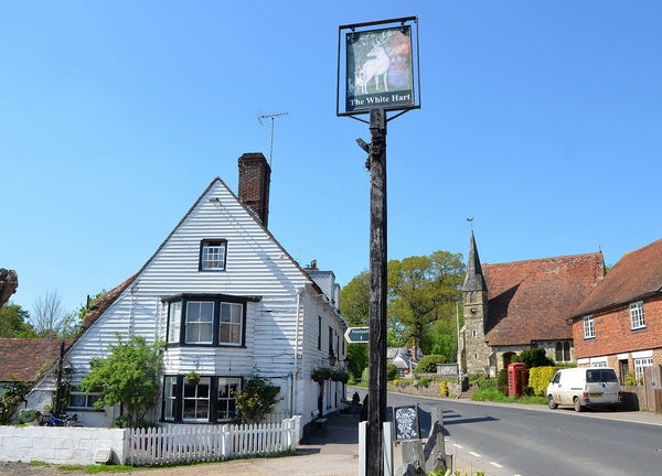 White Hart, Newenden - Kent Dog Friendly Pubs