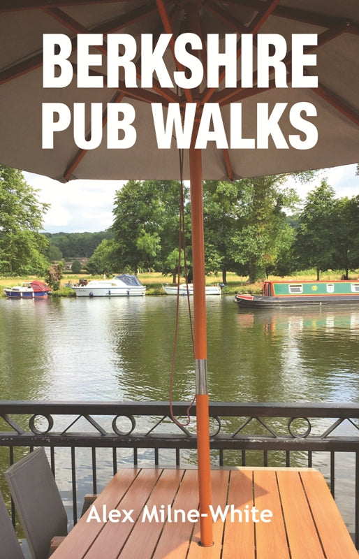 Berkshire Pub Walks book cover
