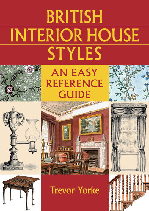 British Interior House Styles book cover.