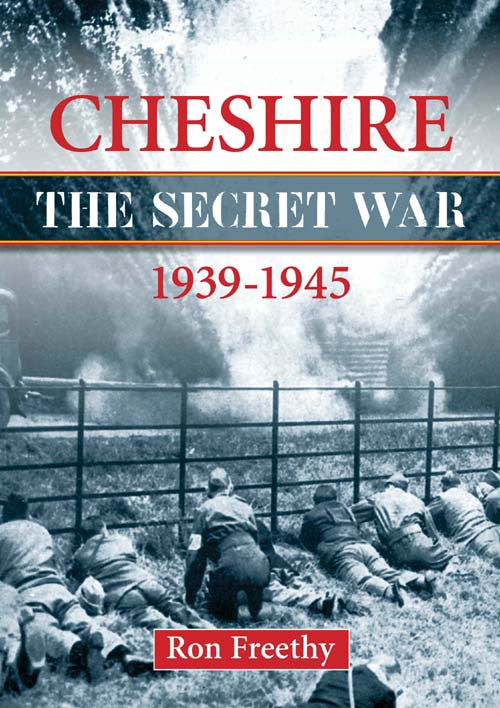 Cheshire The Secret War