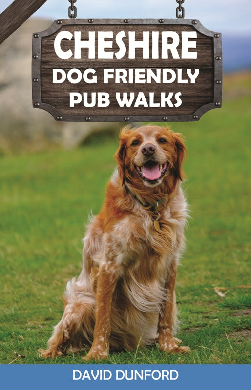 Cheshire Dog Friendly Pub Walks front cover