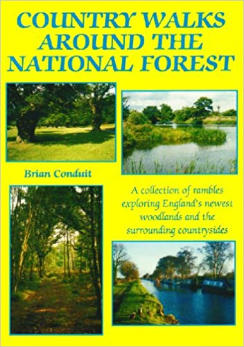 Country Walks Around The National Forest book cover