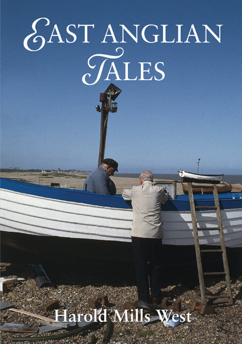 East Anglian Tales book cover.