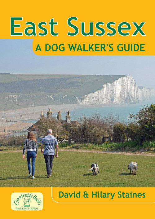 East Sussex A Dog Walker's Guide