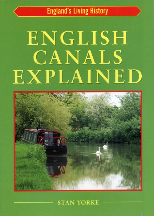 English Canals Explained book cover