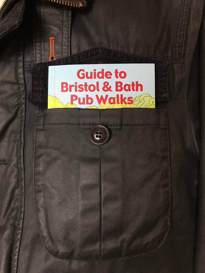Guide to Bristol & Bath Pub Walks (pocket-size)