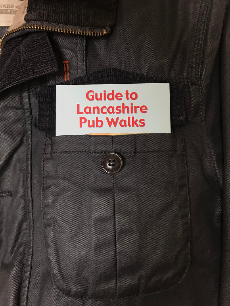 Guide to Lancashire Pub Walks (pocket-size)