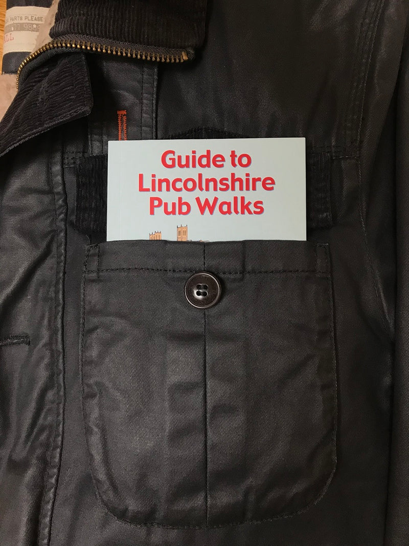 Guide to Lincolnshire Pub Walks (pocket-size)