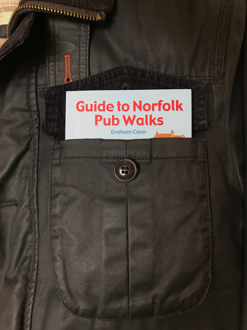 Guide to Norfolk Pub Walks (pocket size)