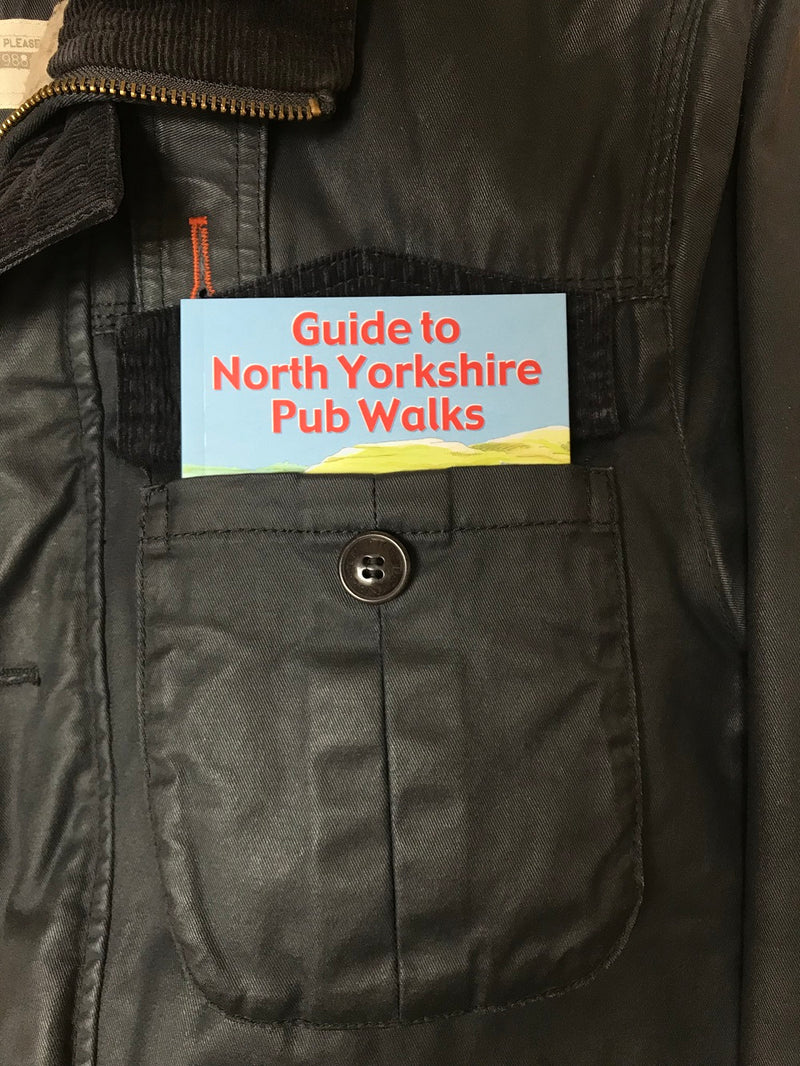 Guide to North Yorkshire Pub Walks (pocket-size)
