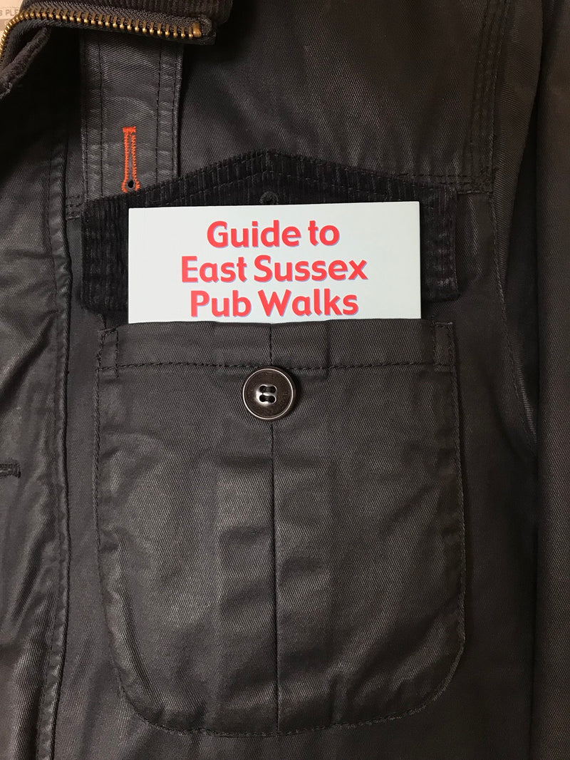 Guide to East Sussex Pub Walks (pocket-size)
