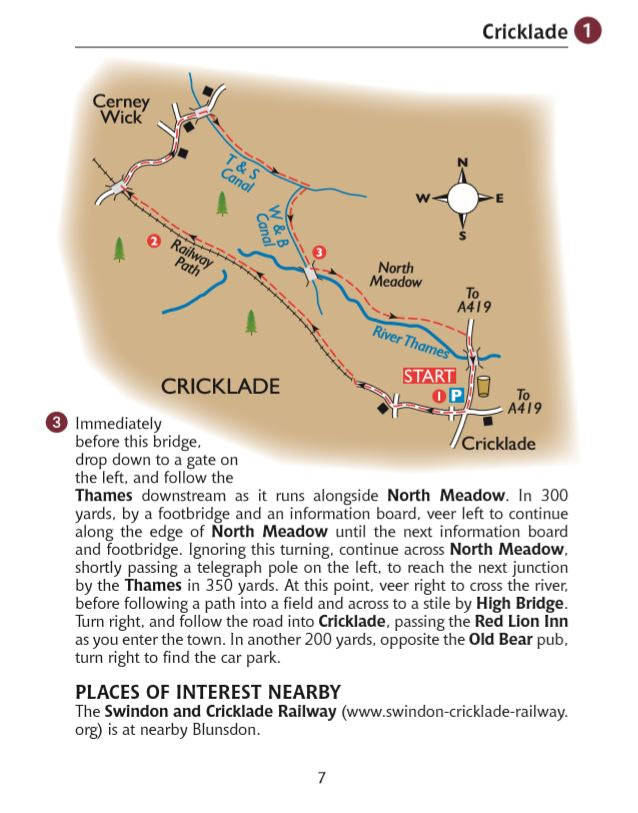 Guide to Wiltshire Pub Walks: 20 Circular Walks & Recommended Local Pubs