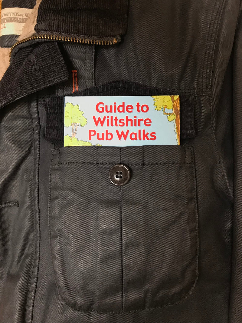 Guide to Wiltshire Pub Walks (pocket-size)