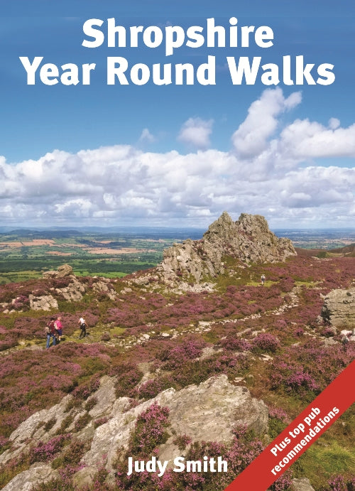 Shropshire Year Round Walks (pocket size)