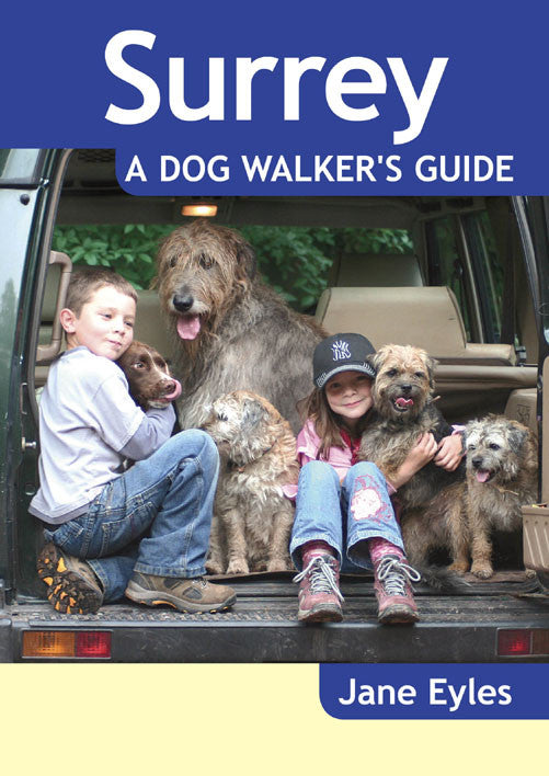 Surrey A Dog Walker's Guide