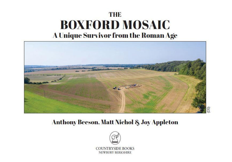 The Boxford Mosaic - A Unique Survivor from the Roman Age Title Page