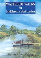 Waterside Walks in Middlesex & West London book cover.  20 river and canal walks.