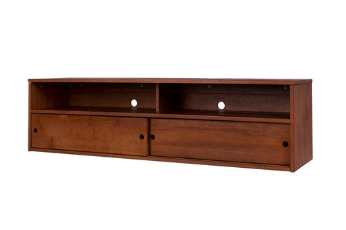 Wandsideboard Charme - Oak Brushed