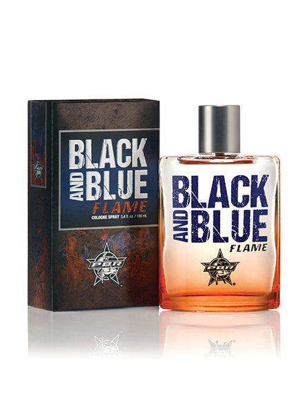 Black & Blue Flame Cologne by PBR