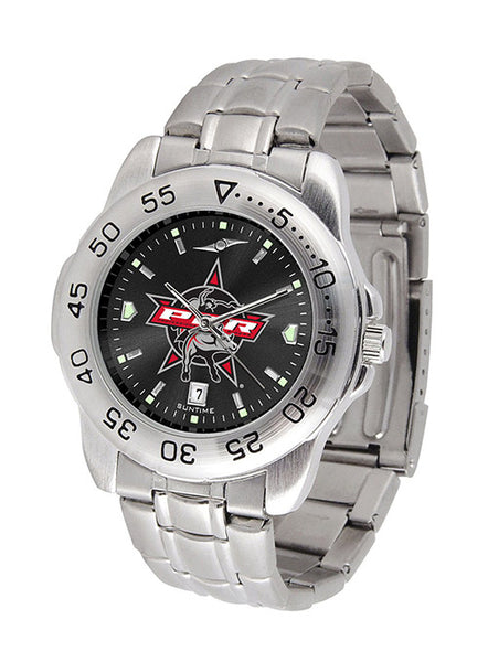 Men's PBR Star Silver Steel Watch