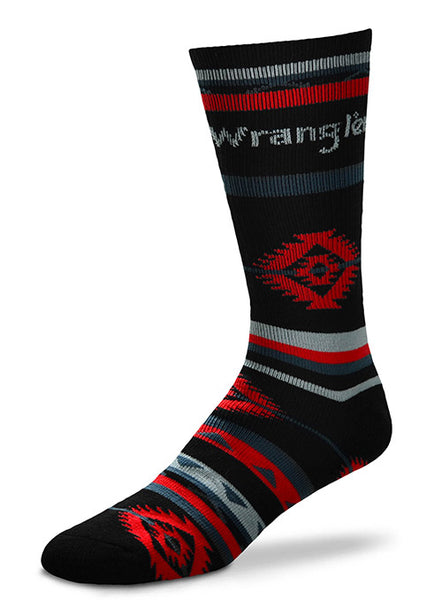 Wrangler Out West Sock