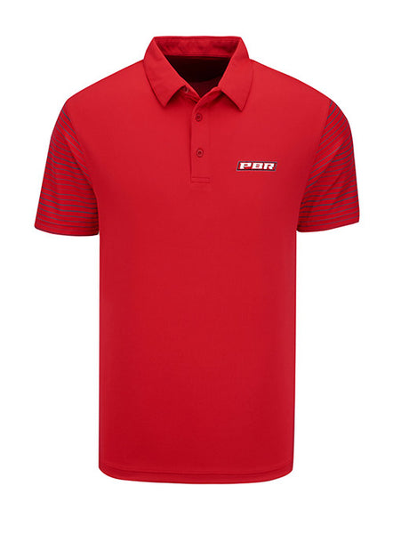 PBR Radiance Red Polo