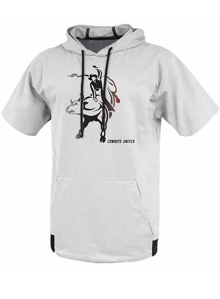 Cowboys United Short Sleeved Hoodie