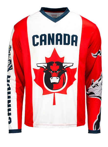 2018 PBR Global Cup Canada Sublimated Performance Jersey
