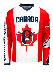 PBR Global Cup Canada Sublimated Performance Jersey