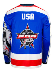 PBR Global Cup USA Sublimated Performance Jersey