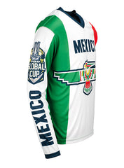 PBR Global Cup Mexico Sublimated Performance Jersey