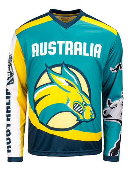 PBR Global Cup Australia Sublimated Performance Jersey