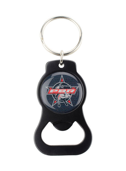 PBR Bottle Opener Key Ring