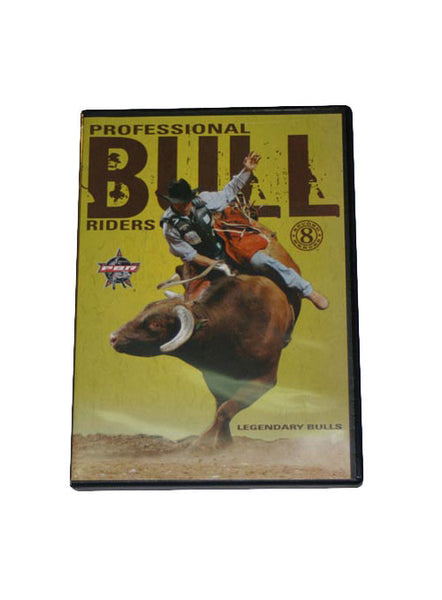 Legendary Bulls DVD