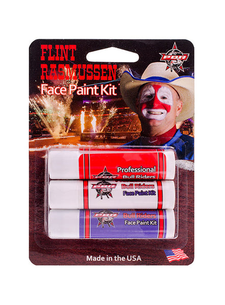 Flint Rasmussen Face Paint Kit
