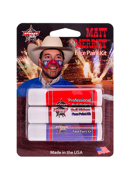 Matt Merritt Face Paint Kit
