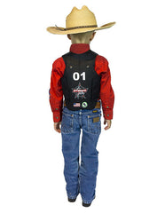 Youth Play Rodeo Vest